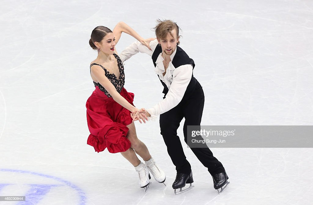 ISU Four Continents Figure Skating Championships 2015 - Day One