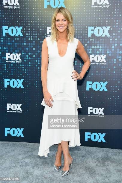 Kaitlin Olson attends the 2017 FOX Upfront at Wollman Rink, Central Park on May 15, 2017 in New York City.