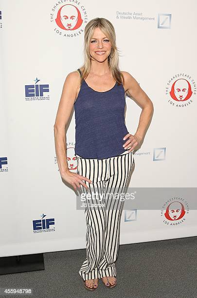 Kaitlin Olson attends the 24th Annual Simply Shakespeare Benefit Reading Of 'As You Like It' held at Freud Playhouse UCLA on September 22 in Westwood...