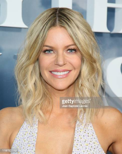 Kaitlin Olson attends the premiere of Apple TV's Mythic Quest Raven's Banquet at The Cinerama Dome on January 29 2020 in Los Angeles California