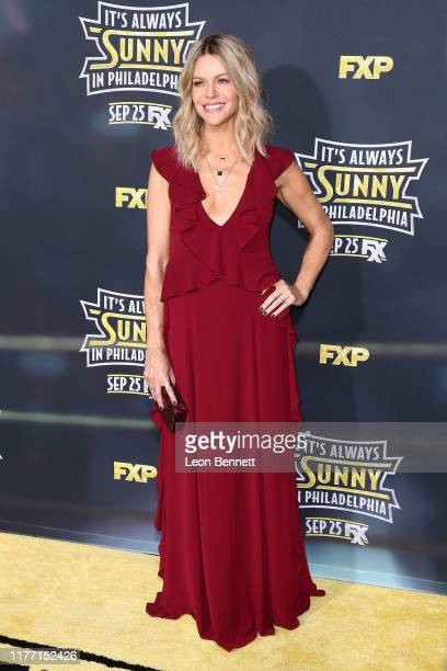 Kaitlin Olson attends the premiere of FX's It's Always Sunny In Philadelphia Season 14 at TCL Chinese 6 Theatres on September 24 2019 in Hollywood...