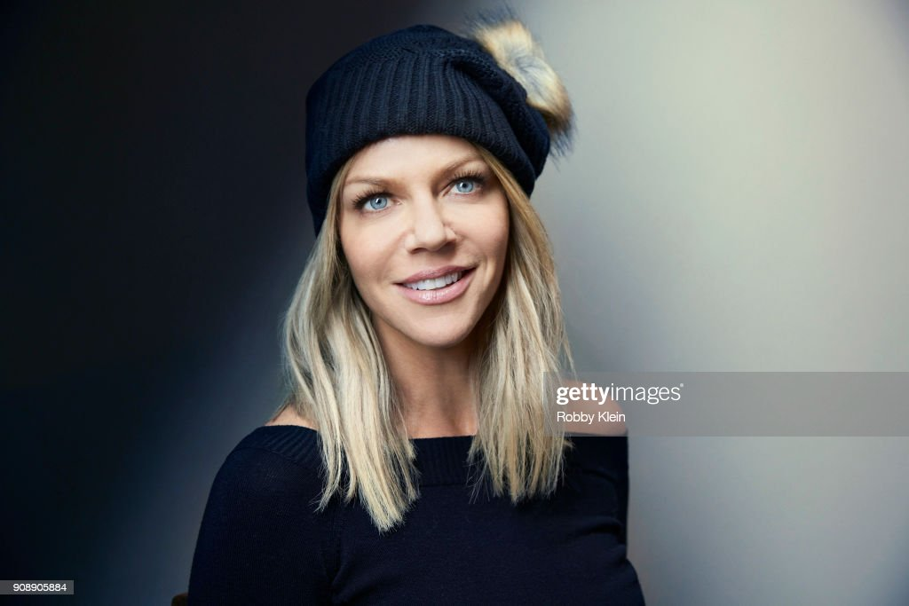 Kaitlin Olson from the film 'Arizona' poses for a portrait at the YouTube x Getty Images Portrait Studio at 2018 Sundance Film Festival on January 21, 2018 in Park City, Utah.