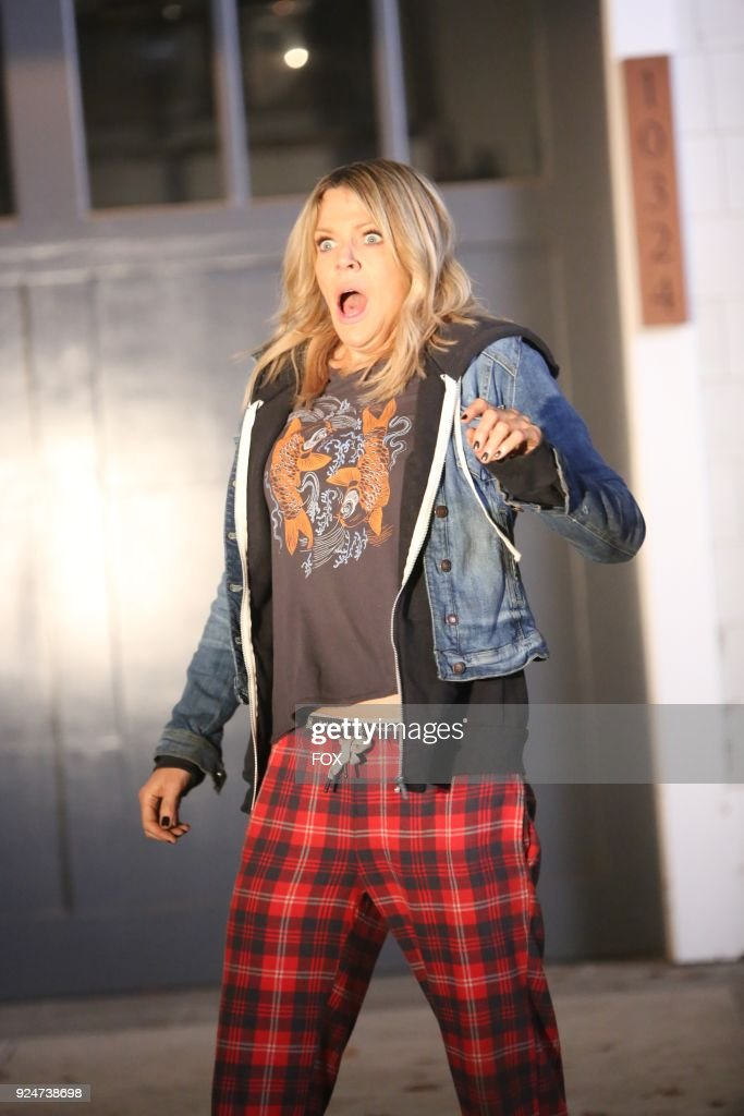 Kaitlin Olson in the The Accident episode of THE MICK airing Tuesday, March 6 (9:30-10:00 PM ET/PT) on FOX.