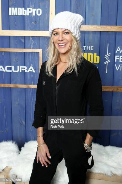 Kaitlin Olson of 'Flipped' attends the IMDb Studio at Acura Festival Village on location at the 2020 Sundance Film Festival – Day 1 on January 24...