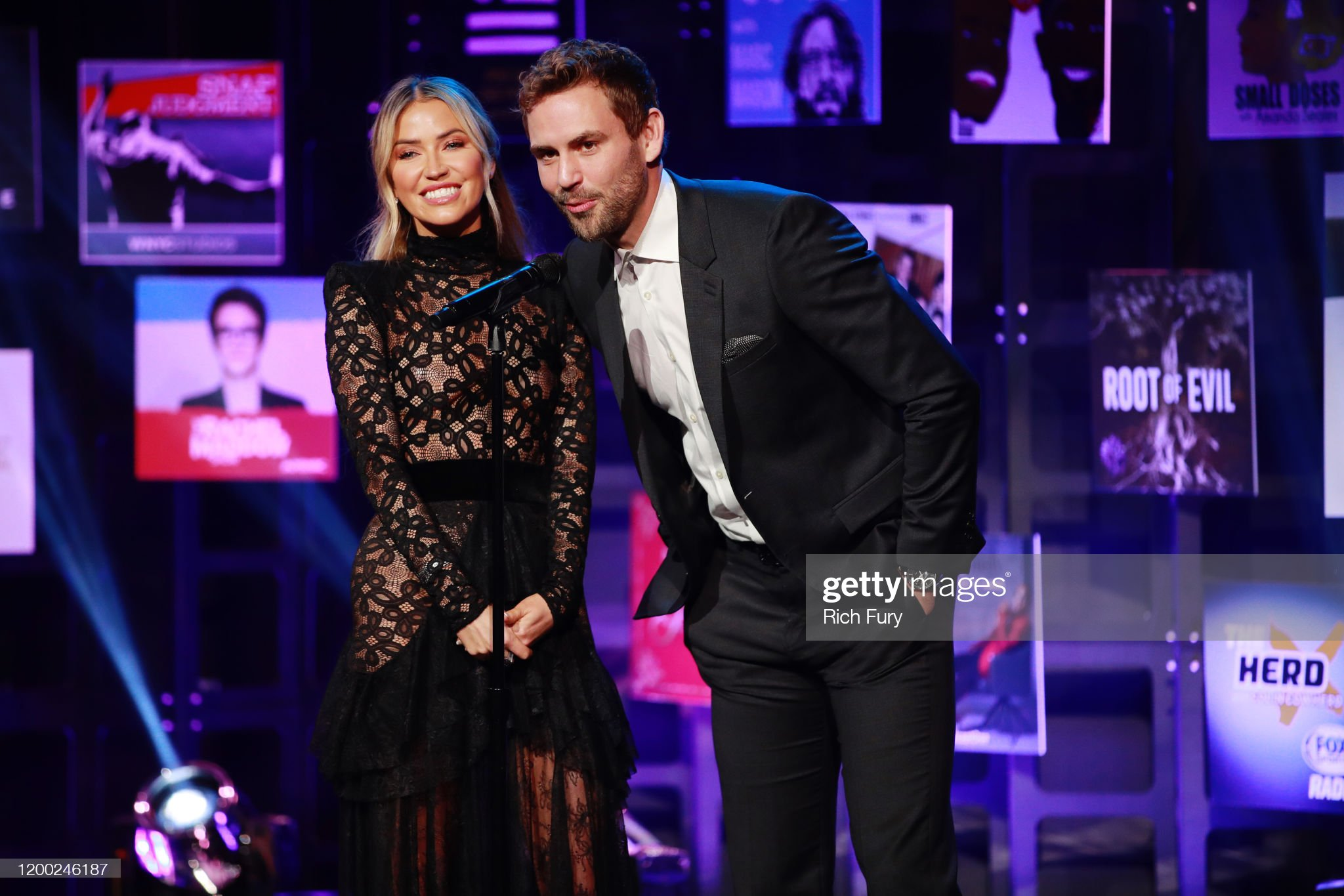 Kaitlyn Bristowe - Jason Tartick - FAN Forum - Discussion  - Page 51 Kaitlyn-bristowe-and-nick-viall-speak-onstage-at-the-2020-iheartradio-picture-id1200246187?s=2048x2048