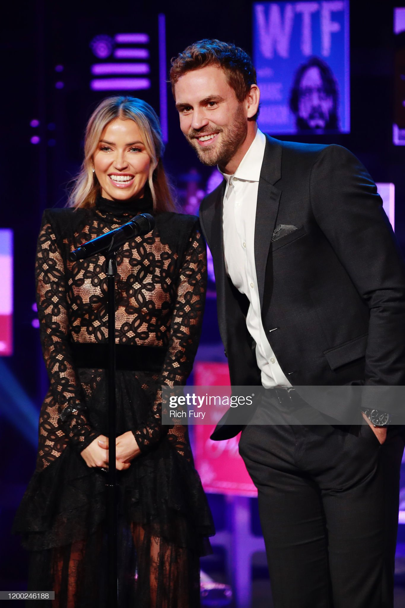 Kaitlyn Bristowe - Jason Tartick - FAN Forum - Discussion  - Page 51 Kaitlyn-bristowe-and-nick-viall-speak-onstage-at-the-2020-iheartradio-picture-id1200246188?s=2048x2048