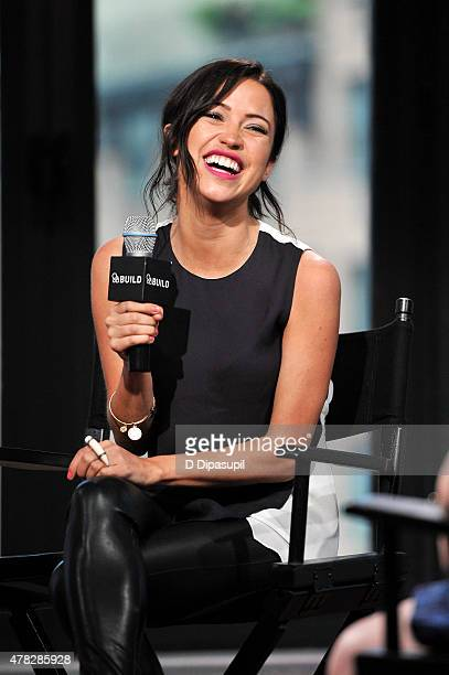 """Kaitlyn Bristowe attends AOL Build Presents: ABC's """"The Bachelorette"""" Kaitlyn Bristowe at AOL Studios In New York on June 24, 2015 in New York City."""
