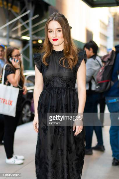 Kaitlyn Dever attends a screening for 'Booksmart' at the Whitby Hotel on May 21, 2019 in New York City.