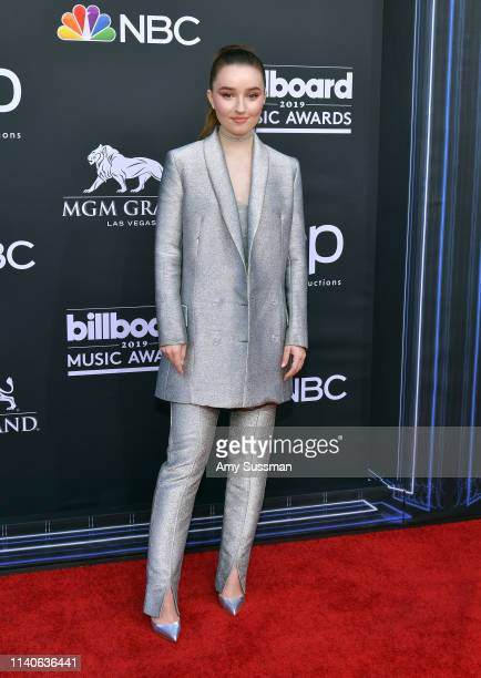 Kaitlyn Dever attends the 2019 Billboard Music Awards at MGM Grand Garden Arena on May 1 2019 in Las Vegas Nevada