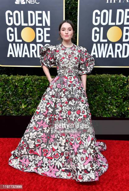 Kaitlyn Dever attends the 77th Annual Golden Globe Awards at The Beverly Hilton Hotel on January 05, 2020 in Beverly Hills, California.
