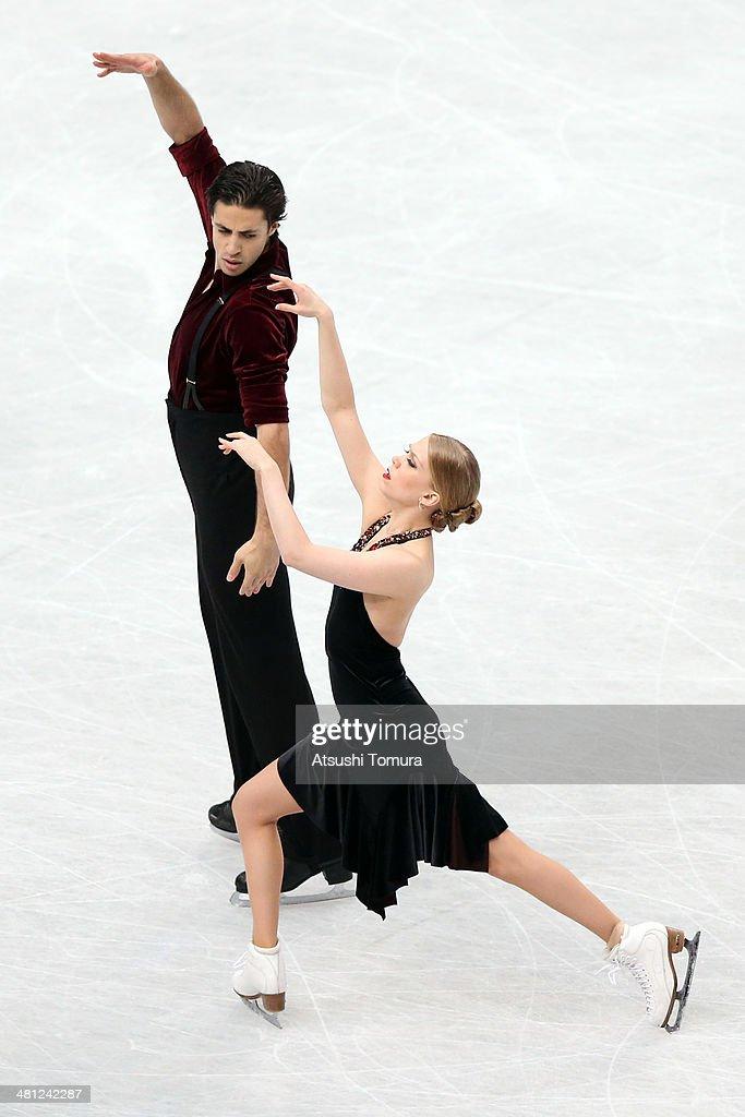ISU World Figure Skating Championships 2014 - DAY 4 : News Photo
