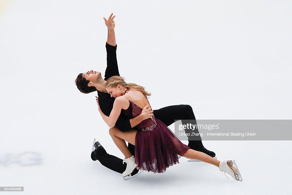 ISU Grand Prix Of Figure Skating Cup Of China - Day 2 : News Photo