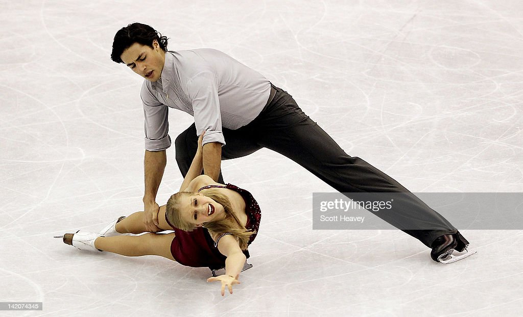2012 ISU World Figure Skating Championships - Day Four : News Photo
