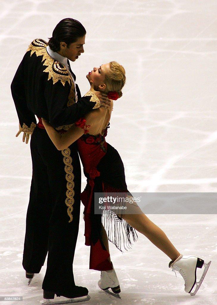 ISU NHK Trophy - Figure Skating Day 1 : News Photo
