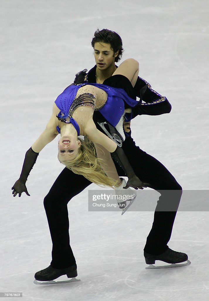 ISU Four Continents Figure Skating Championships 2008 Day 3 : News Photo
