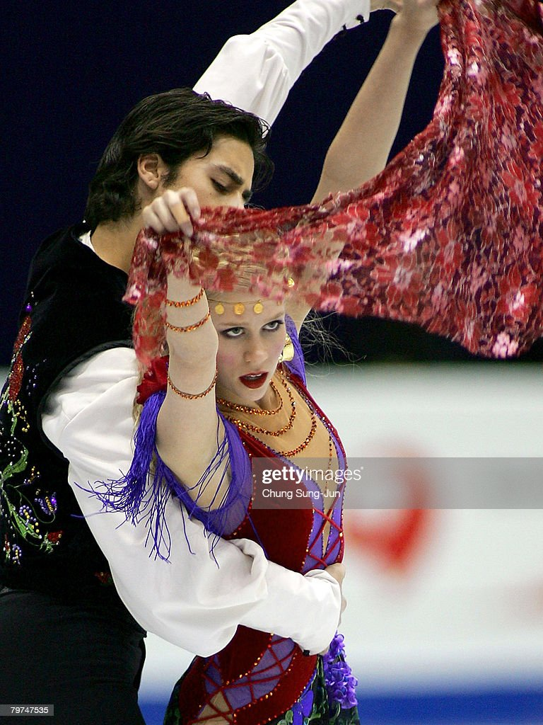 ISU Four Continents Figure Skating Championships 2008 Day 2 : News Photo