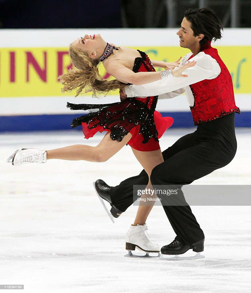 2011 World Figure Skating Championships - Day 7 : News Photo