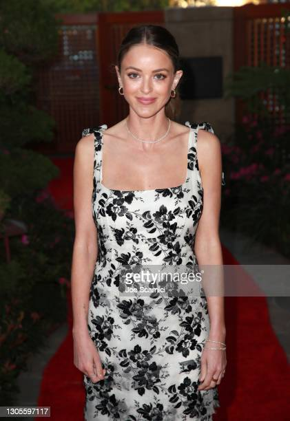 """Kaitlynn Carter attends a private event with the cast of MTV's """"The Hills"""" hosted by Cure Addiction Now & The Red Songbird Foundation on March 05,..."""