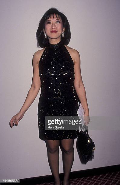 Kaity Tong attends Juvenile Diabetes Foundation Benefit Gala on January 30 1993 at the Marriott Marquis Hotel in New York City