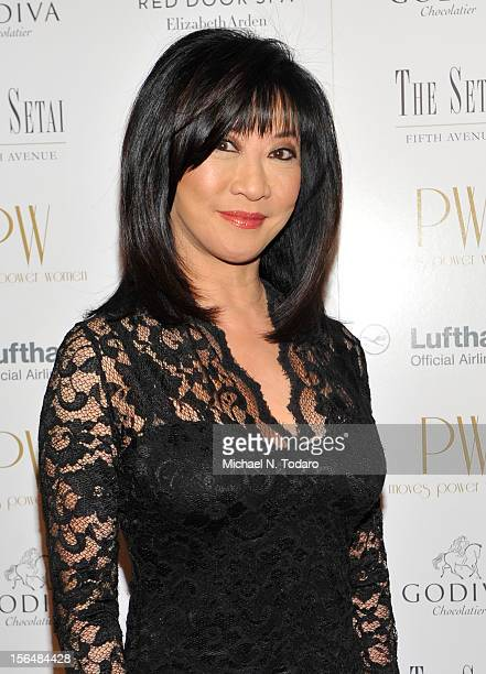 Kaity Tong attends The Moves Power Women Awards Gala 2012 at The Setai Fifth Avenue on November 15 2012 in New York City