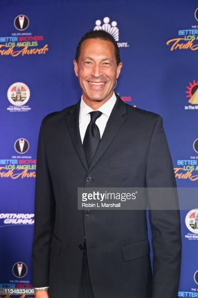 Kaj Goldberg attends the 5th Annual Truth Awards at Taglyan Cultural Complex on March 09 2019 in Hollywood California