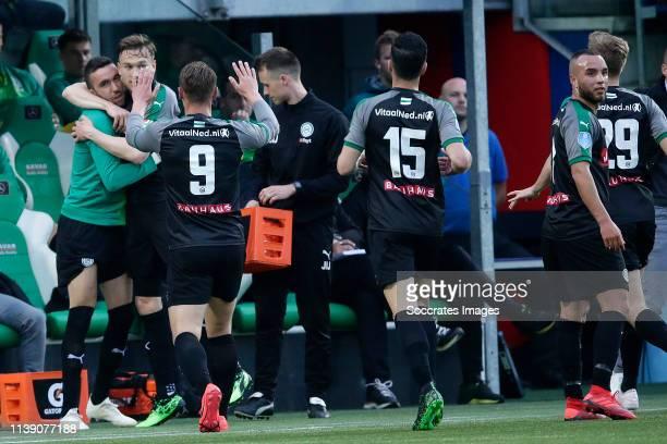 NLD: PEC Zwolle v Groningen - Eredivisie
