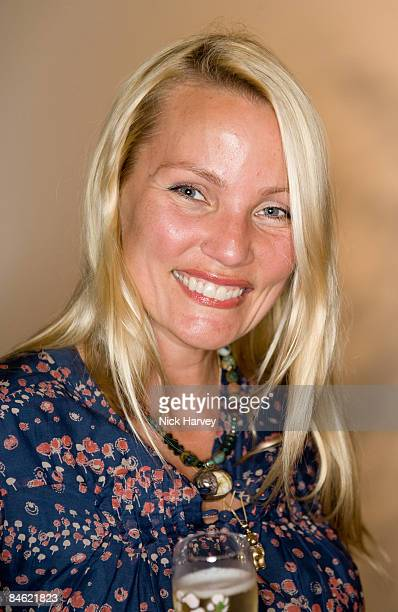 Kaja Wunder attends The Quintessentially Summer Arts Party at Phillips de Pury & Company on July 9, 2008 in London, England.
