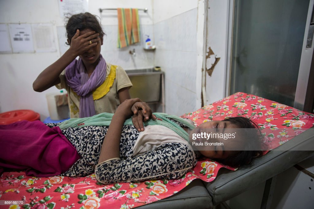 Doctors Without Borders Provide Aid To The Rohingya Refugees : News Photo
