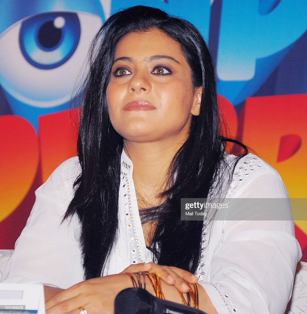 Kajol at the music launch of the movie `Toonpur Ka Superhero` at Novatel Juhu on December 8 2010