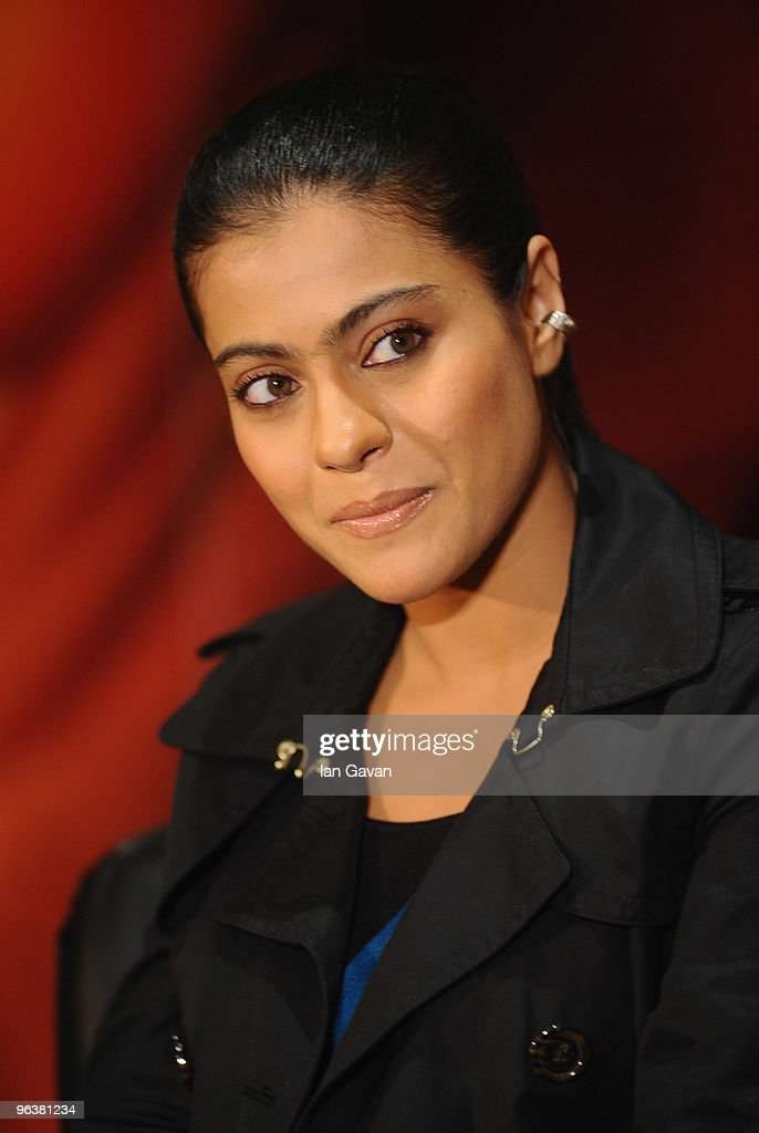 Kajol attends the `My Name Is Khan` press conference at the Courthouse Hotel on February 3 2010 in London England