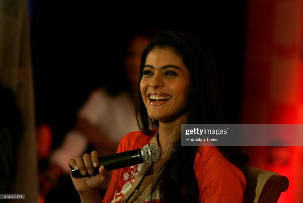 Kajol Devgan at The Garden View Taj Lands End Bandra Mumbai