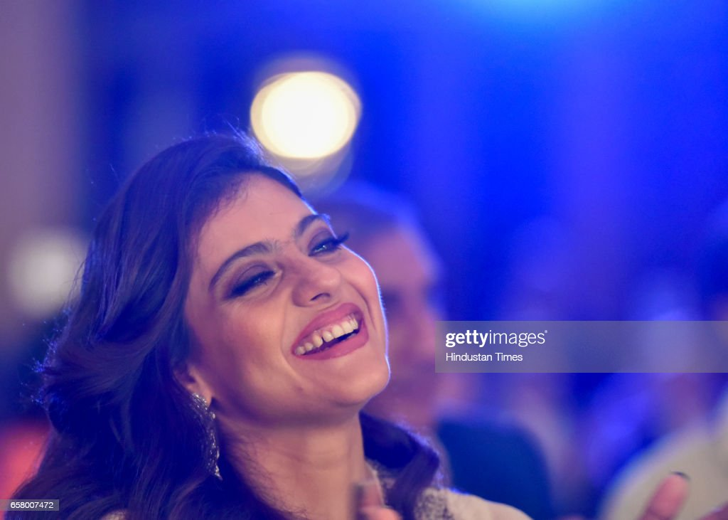 Kajol during the HT Most Stylish Awards at Bandra on March 24 2017 in Mumbai India