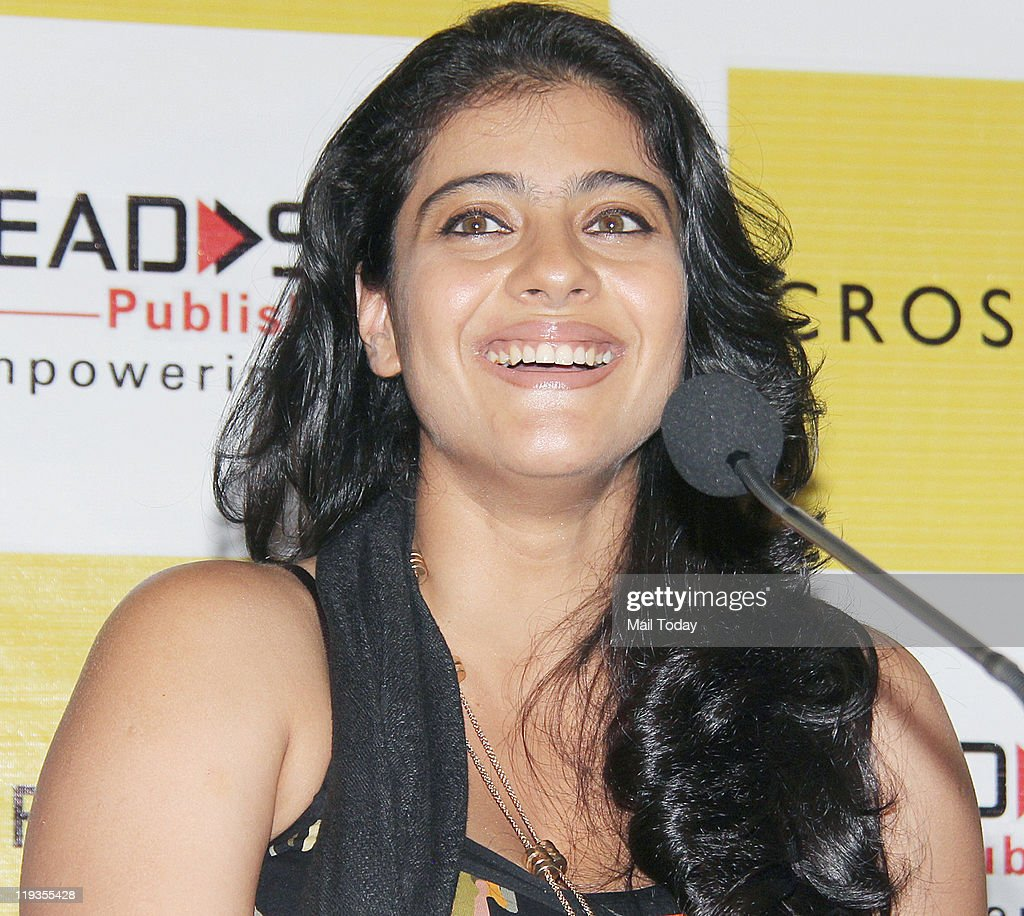 Kajol grace the launch of the `Champa` series by Lead Start Publishing at Crossword Mumbai on July18 2011