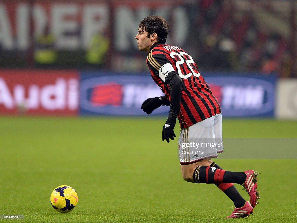 AC Milan v Udinese Calcio - TIM Cup : Foto di attualità
