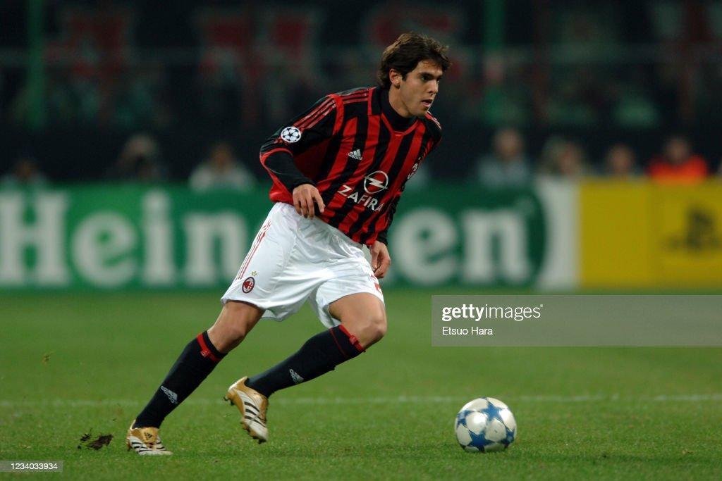 AC Milan v Bayern Munich - UEFA Champions League Round of 16 2nd Leg : News Photo