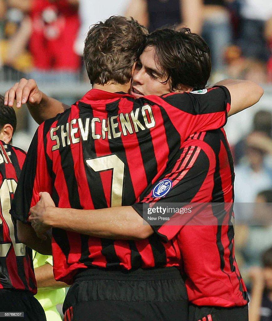 Serie A - Treviso v Milan : Fotografia de notícias