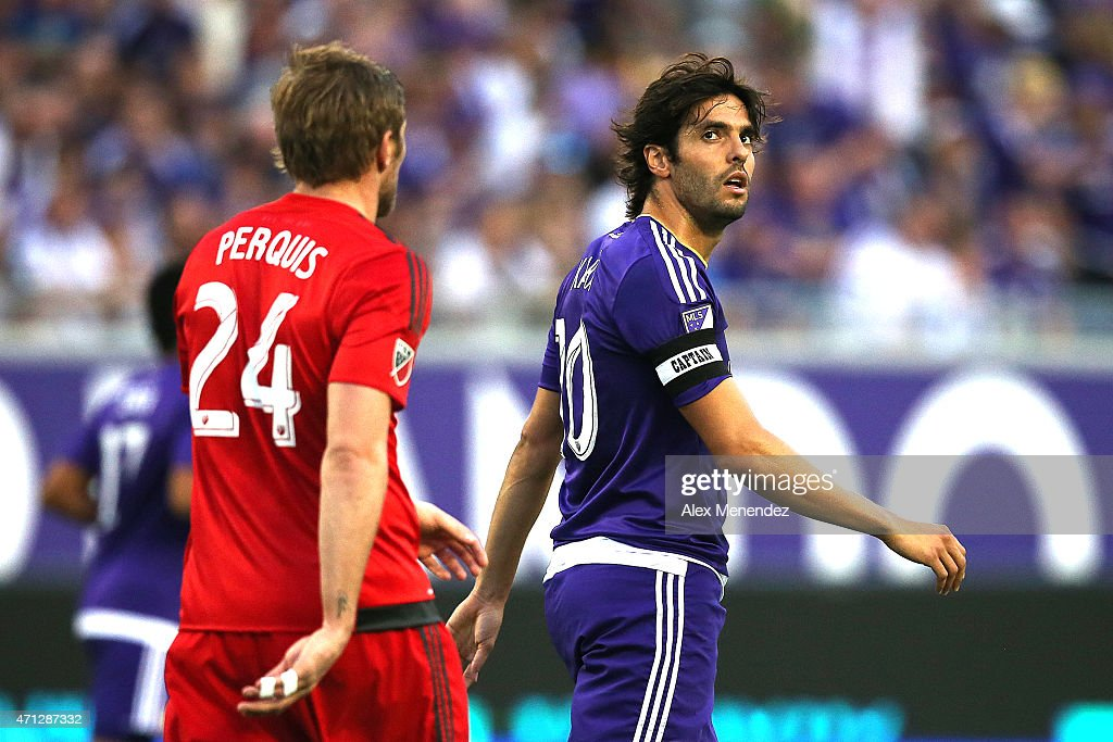 Toronto FC v Orlando City SC : News Photo