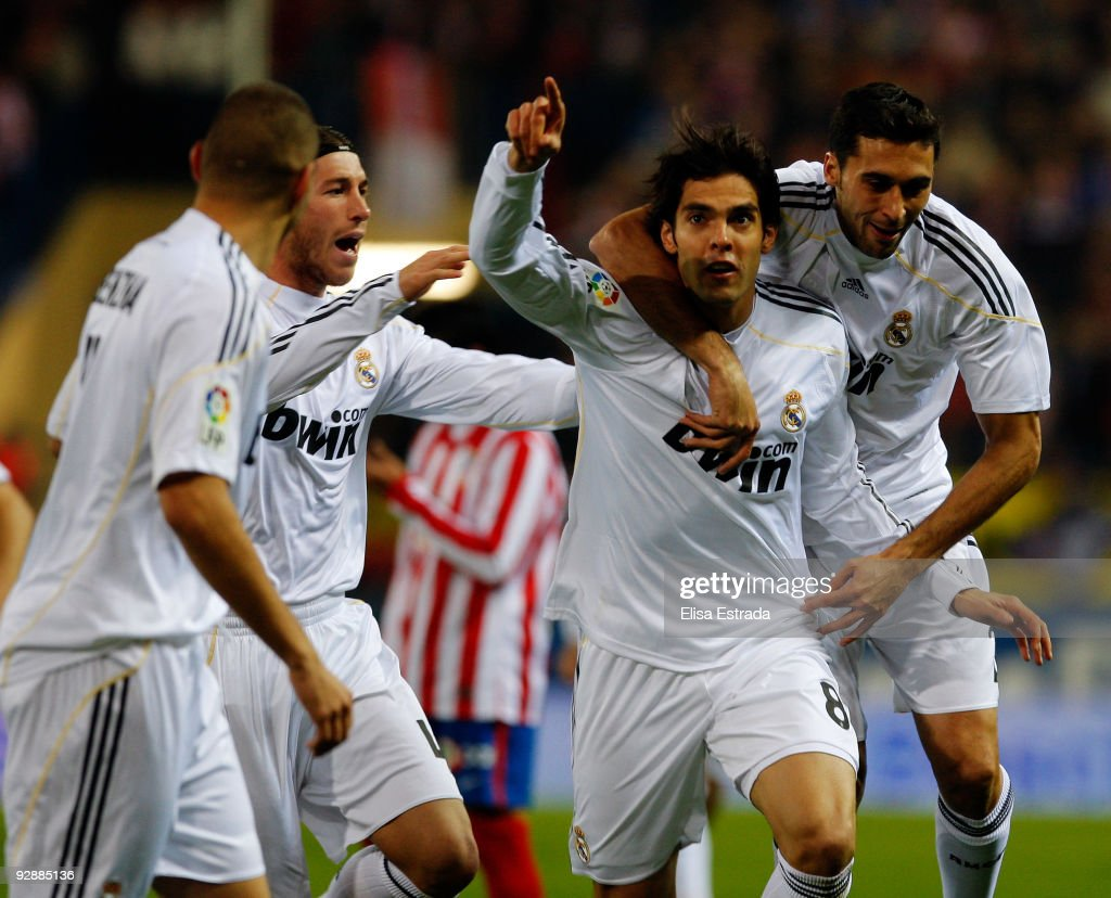 Atletico Madrid v Real Madrid - La Liga : ニュース写真