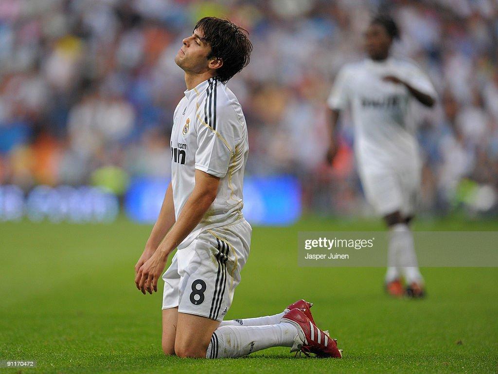 Real Madrid v Tenerife - La Liga : News Photo