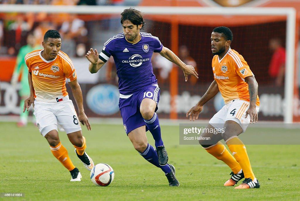 Orlando City SC v Houston Dynamo : News Photo