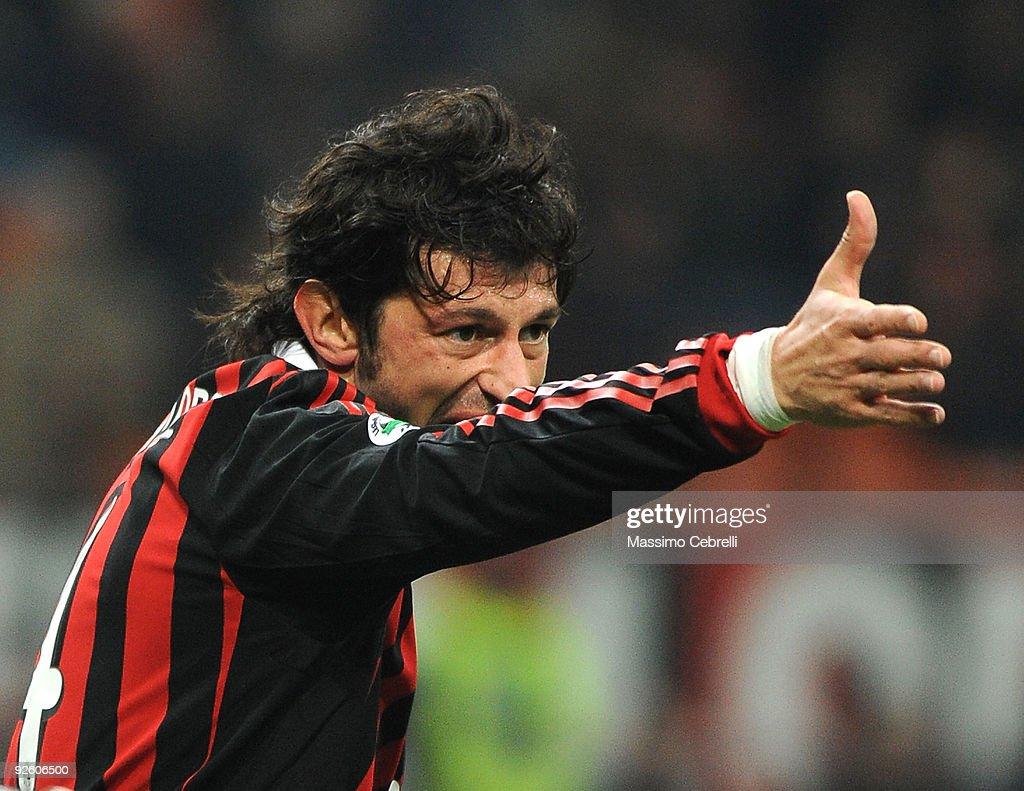 AC Milan v Parma FC - Serie A : News Photo