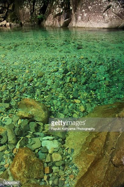 Kakizore keikoku , Green River