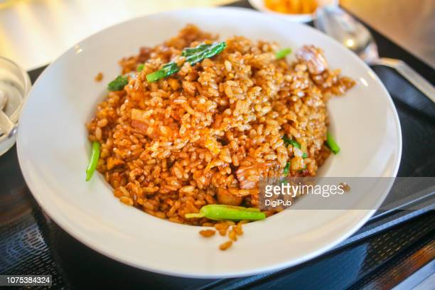 Kakuni Chahan - Fried Rice with Braised Pork Belly