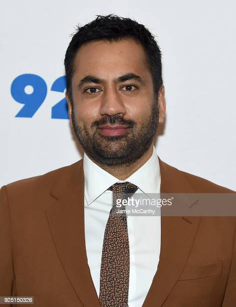 Kal Penn attends the 92nd Street Y Presents 'Designated Survivor' Talk And Preview Screening at Kaufman Concert Hall on February 27 2018 in New York...