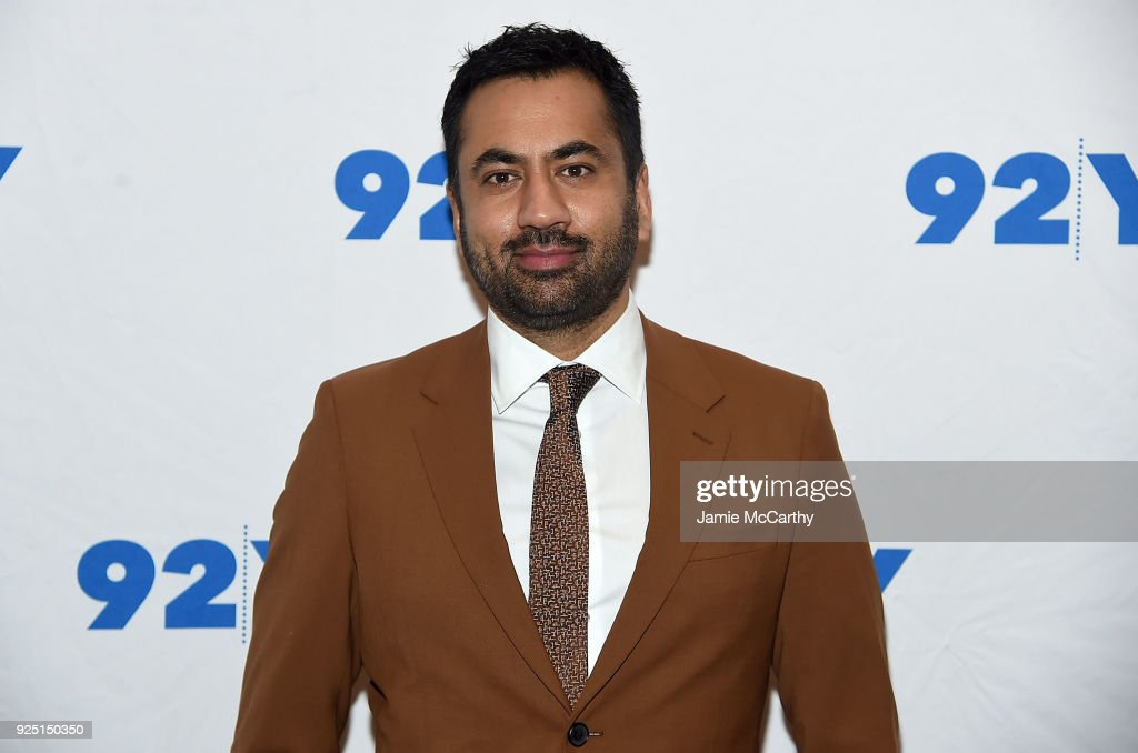 Kal Penn attends the 92nd Street Y Presents: 'Designated Survivor' Talk And Preview Screening at Kaufman Concert Hall on February 27, 2018 in New York City.