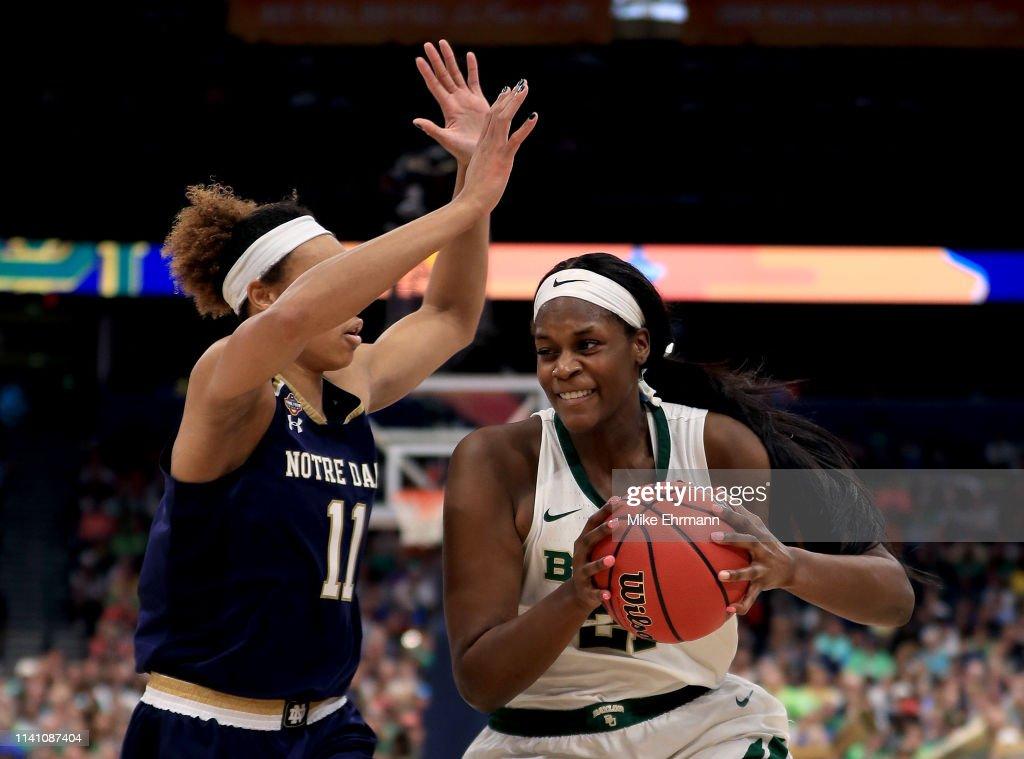 NCAA Women's Final Four - National Championship : News Photo