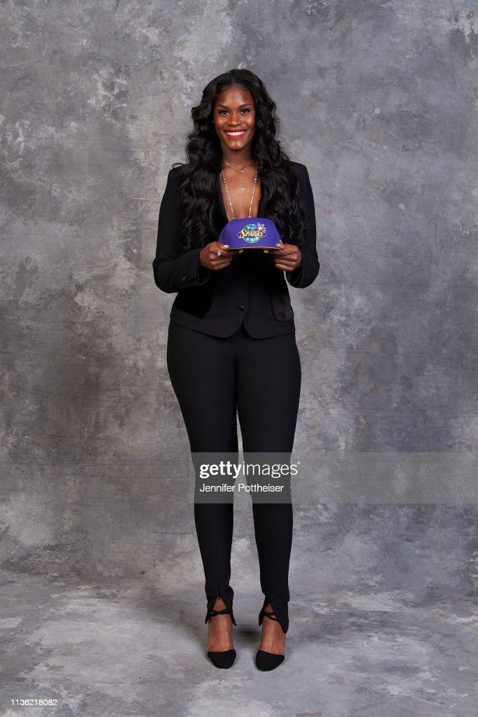 2019 WNBA Draft : News Photo