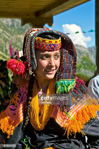Kalashi Woman