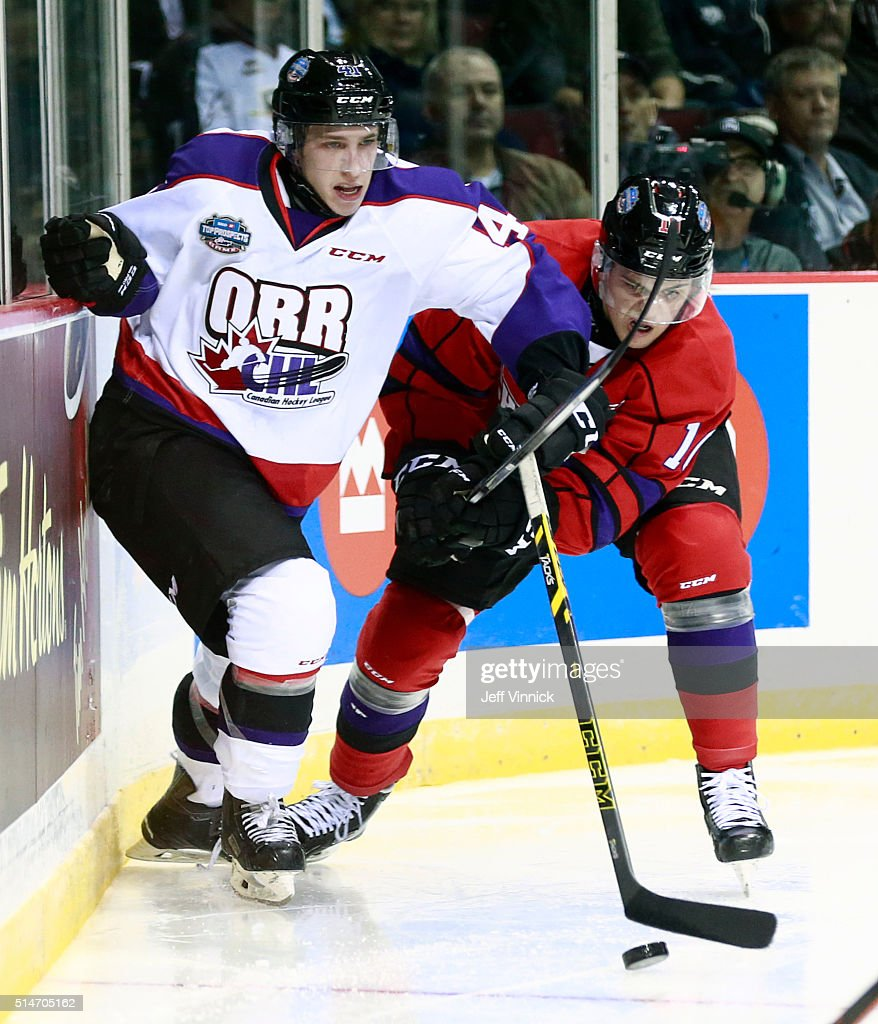 2016 CHL/NHL Top Prospects Game