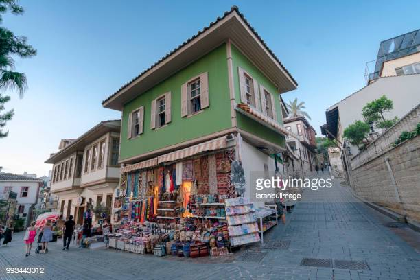 Kaleici is the historic city center of Antalya